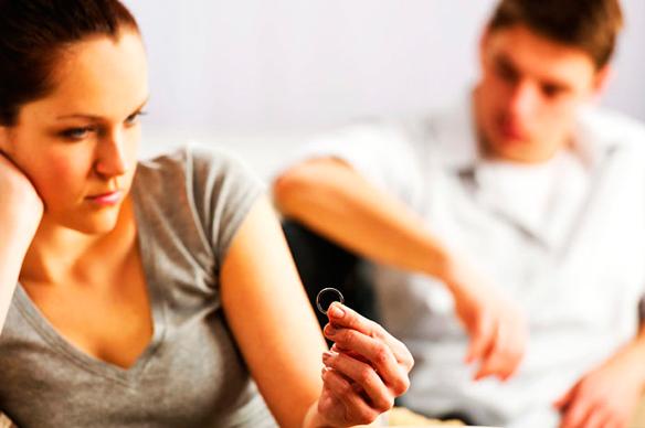 Процедура развода может быть усложнена
